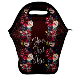 Boho Lunch Bag (Personalized)