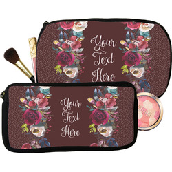 Boho Makeup / Cosmetic Bag (Personalized)
