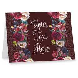 Boho Note cards (Personalized)