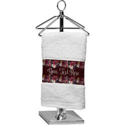 Boho Cotton Finger Tip Towel (Personalized)