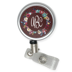 Boho Retractable Badge Reel (Personalized)