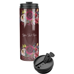 Boho Stainless Steel Travel Tumbler (Personalized)