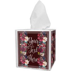 Boho Tissue Box Cover (Personalized)
