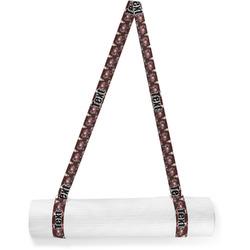 Boho Yoga Mat Strap (Personalized)