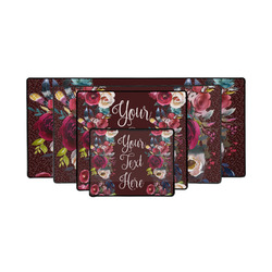 Boho Gaming Mouse Pad (Personalized)