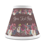 Boho Chandelier Lamp Shade (Personalized)