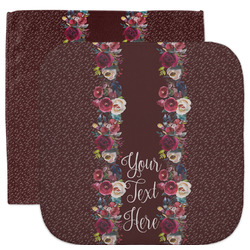 Boho Facecloth / Wash Cloth (Personalized)