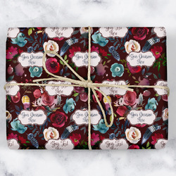 Boho Wrapping Paper (Personalized)
