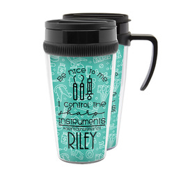 Dental Hygienist Acrylic Travel Mugs (Personalized)