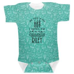 Dental Hygienist Baby Bodysuit (Personalized)