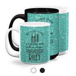 Dental Hygienist Coffee Mugs (Personalized)