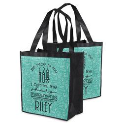Dental Hygienist Grocery Bag (Personalized)
