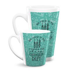 Dental Hygienist Latte Mug (Personalized)