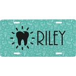 Dental Hygienist Front License Plate (Personalized)