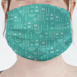 Dental Hygienist Face Mask Cover (Personalized)
