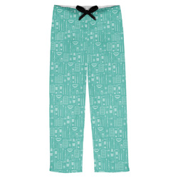Dental Hygienist Mens Pajama Pants (Personalized)