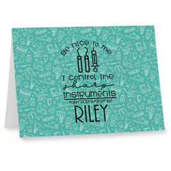 Dental Hygienist Note cards (Personalized)
