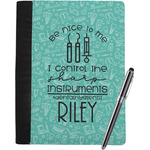 Dental Hygienist Notebook Padfolio (Personalized)