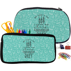 Dental Hygienist Neoprene Pencil Case (Personalized)
