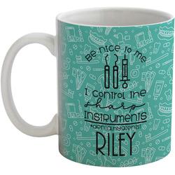 Dental Hygienist Coffee Mug (Personalized)