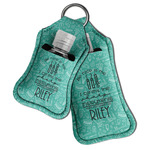 Dental Hygienist Hand Sanitizer & Keychain Holder (Personalized)