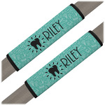 Dental Hygienist Seat Belt Covers (Set of 2) (Personalized)