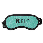 Dental Hygienist Sleeping Eye Mask (Personalized)