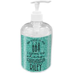 Dental Hygienist Acrylic Soap & Lotion Bottle (Personalized)