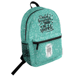 Dental Hygienist Student Backpack (Personalized)
