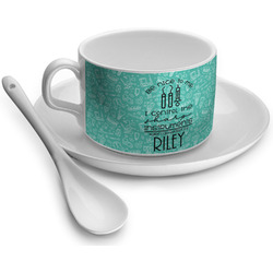 Dental Hygienist Tea Cups (Personalized)
