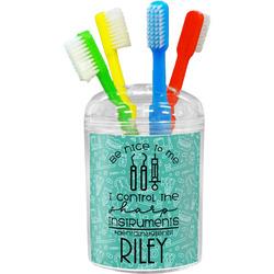 Dental Hygienist Toothbrush Holder (Personalized)