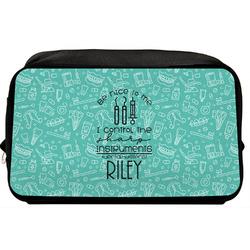 Dental Hygienist Toiletry Bag / Dopp Kit (Personalized)