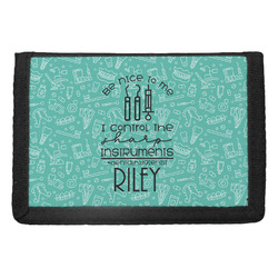 Dental Hygienist Trifold Wallet (Personalized)
