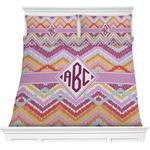 Ikat Chevron Comforters (Personalized)
