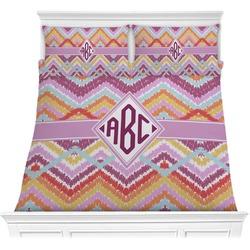 Ikat Chevron Comforter Set (Personalized)