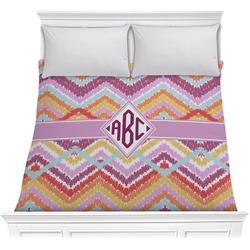 Ikat Chevron Comforter (Personalized)