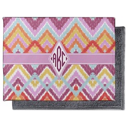 Ikat Chevron Microfiber Screen Cleaner (Personalized)