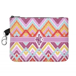 Ikat Chevron Golf Accessories Bag (Personalized)