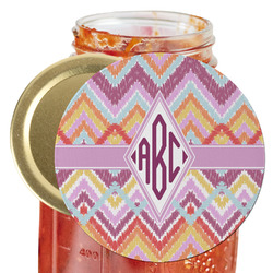 Ikat Chevron Jar Opener (Personalized)