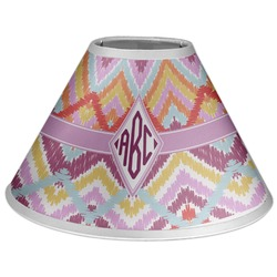 Ikat Chevron Coolie Lamp Shade (Personalized)