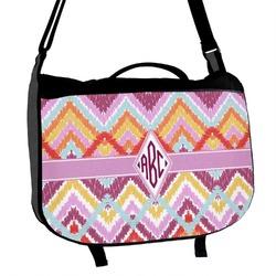 Ikat Chevron Messenger Bag (Personalized)