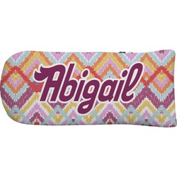 Ikat Chevron Putter Cover (Personalized)