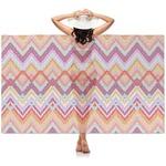 Ikat Chevron Sheer Sarong (Personalized)