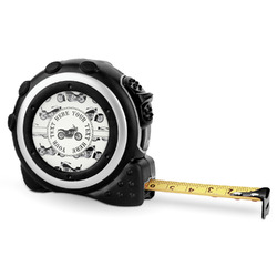 Motorcycle Tape Measure - 16 Ft (Personalized)