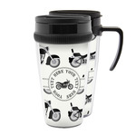 Motorcycle Acrylic Travel Mugs (Personalized)