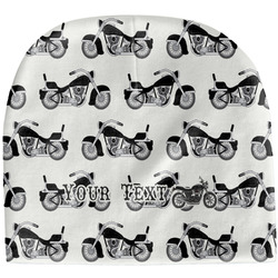 Motorcycle Baby Hat (Beanie) (Personalized)