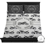 Motorcycle Duvet Covers (Personalized)