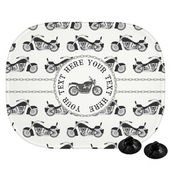 Motorcycle Car Side Window Sun Shade (Personalized)