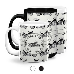 Motorcycle Coffee Mugs (Personalized)