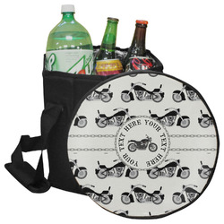 Motorcycle Collapsible Cooler & Seat (Personalized)